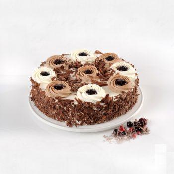 עוגות טורט מיני-C עוגת בלק פורסט