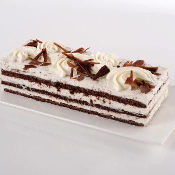 עוגות פסים-C פס מקופלת