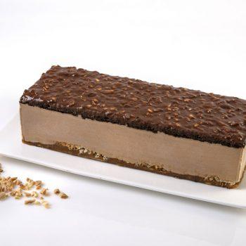 חלבי-C עוגת סניקרס