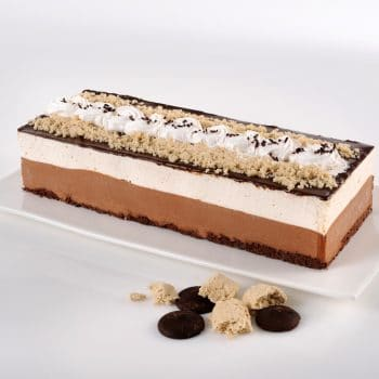עוגות פסים-C חלבה שוקולד – פרווה