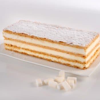 עוגות טבעוניות-C עוגת קרם שניט- טבעוני / פרווה