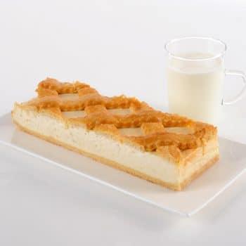 חלבי-C עוגת גבינה ביתית – ללא תוספת סוכר