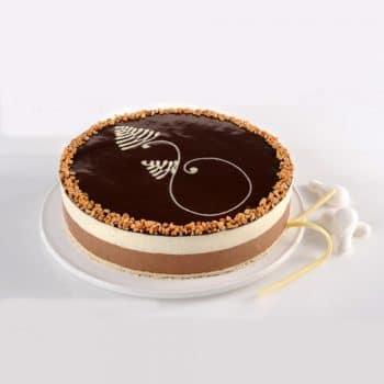 מוס-C עוגת מוצרט