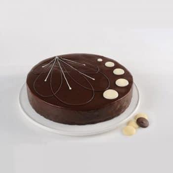 עוגות טורט מיני-C עוגת שוקולד בלגי – פרווה