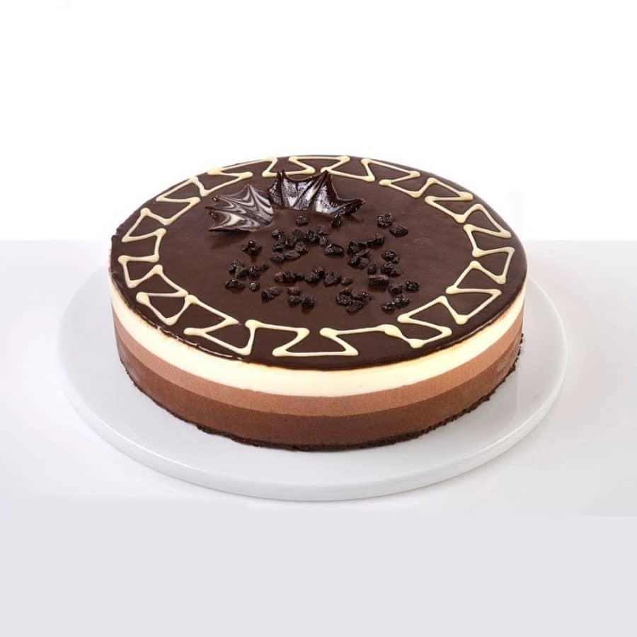 עוגות טורט מיני-C עוגת טריקולדה – פרווה