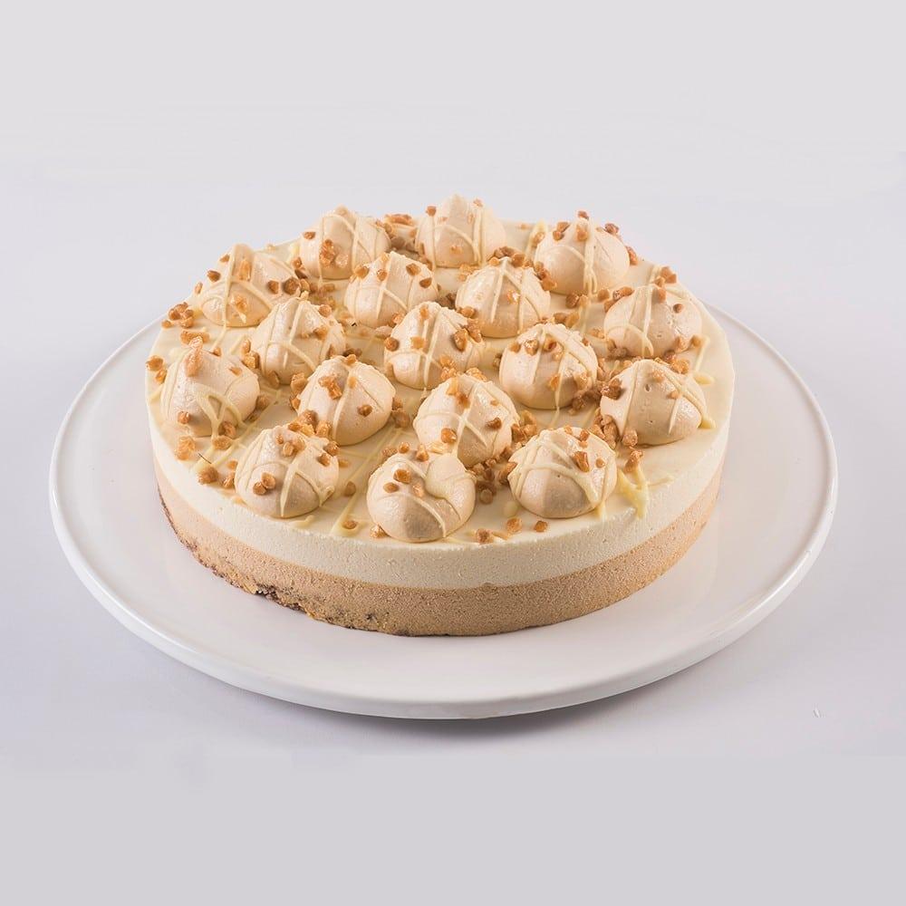 חלבי-C עוגת אגוזים ריבת חלב