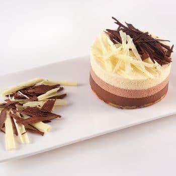 יום האהבה-C עוגת טריקולד – קינוח אישי