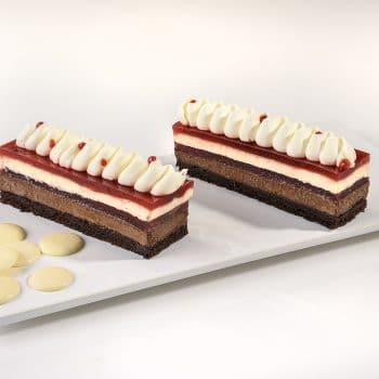 מוס-C עוגת אופרה תות