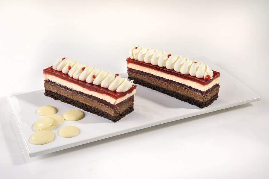 הזמנת עוגות אופרה תות – מנה אישית