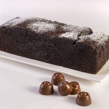 בחושות ושמרים עוגת שוקולד – פרווה