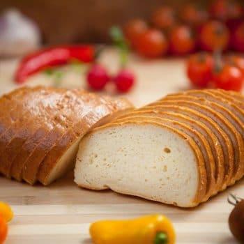 חנות לחם לבן ביתי ללא גלוטן