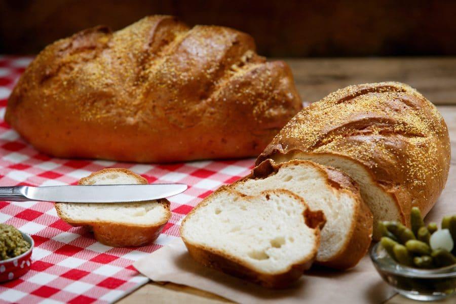 חנות לחם צרפתי ללא גלוטן