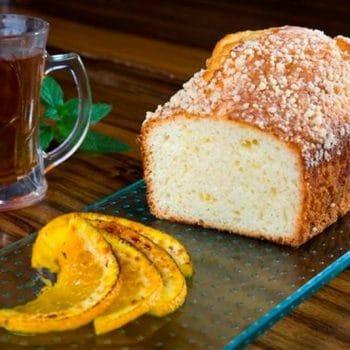 בחושות ושמרים עוגה אישית תפוזים – ללא גלוטן / פרווה