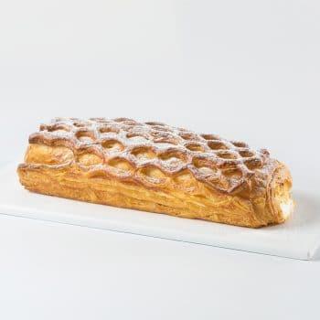 בחושות/שמרים-C עוגת שמרים רשת גבינה