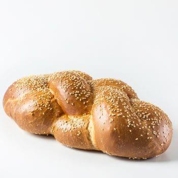 לחם-C חלה קלועה 480 גר'