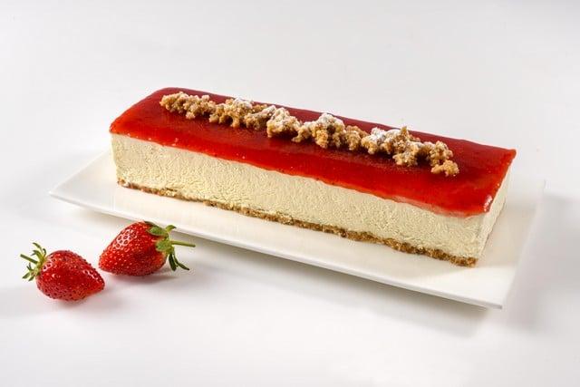 עוגות גבינה-C פס בטעם גבינה ותות – טבעוני / פרווה